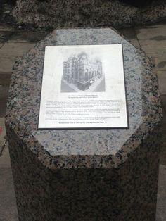 chicago board of trade history plaque plaza Vampires, Debt, Sculptures, Chicago, Boards, History, Planks, Historia, Vampire Books
