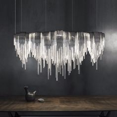 Cheap chandelier lighting modern, Buy Quality chain chandelier directly from China aluminium chain chandelier Suppliers: Italy Tassel Aluminium Chain Chandelier Lighting Modern luxury chain drop light for project, villa   110V/220V