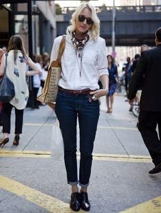 Jeans and shirt par ellistam sur STYLIGHT