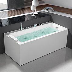 Bubbelbadkar Bathlife Pusta - Bubbelbadkar & massagebadkar - Badkar