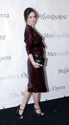 Emily Mortimer - The Metropolitan Opera's 125 Anniversary Gala - The Metropolitan Opera House, Lincoln Center In New York City 2009-03-15