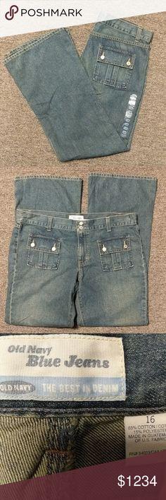 Old Navy Jeans Old Navy Jeans Old Navy Jeans Flare & Wide Leg