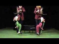 Children's Marionette Puppet Show - Swedish Cottage Marionette Theater - YouTube