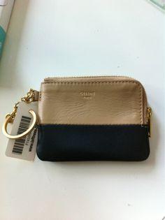 Celine Key/Coin wallet