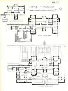 1000 images about english tudor elizabethan and jacobean for Tudor mansion floor plans