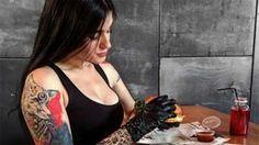 #Una joven superó la anorexia y muestra su increíble transformación - Diario Panorama de Santiago del Estero: Diario Panorama de Santiago…