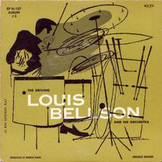 Louis Bellson on Vintage Vanguard