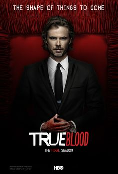True Blood - The Final Season Poster (Sam) by emreunayli on deviantART