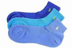 Polo Ralph Lauren Men's 3-Pack Technical Sport Socks (Sock 10-13