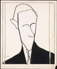 Leslie Howard by William Auerbach-Levy