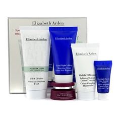 Elizabeth Arden The Right Stuff For Normal Skin Set: Cleanser 30ml + Restoring Cream 30ml + Moisture Cream 30ml + Intervene Treatment 7.5ml + Renewal Serum 7ml - 5pcs by Elizabeth Arden. $60.78. The Right Stuff For Normal Skin Set: Cleanser 50ml + Restoring Cream 30ml + Moisture Cream 30ml + Intervene Treatment 7.5ml + Renewal Serum 7ml. Elizabeth Arden - Travel Set. Skincare. 5pcs. The Right Stuff For Normal Skin Set: 1x 2-in-1 Cleanser 50ml/1.7oz 1x Good Nigh...