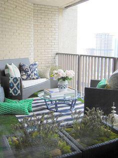 Design Maze: Balcony Makeover 2012 ~ Final Reveal  Congratulations Tim! @designmaze-tim.blogspot.de