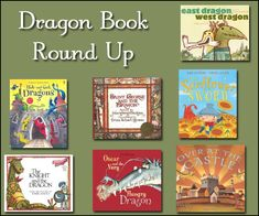 Dragon Book Round Up! - Jess, i thought W might be interested if he's still into dragons.