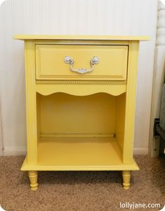 painted furniture ideas | grey yellow, room themes and gray