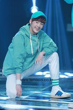 160309 MBC Show Champion #ASTRO #아스트로 #SANHA