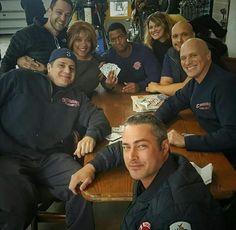 Chicago Fire Cast ❤