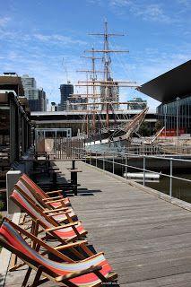 #Melbourne on a sunny day. #Australia #Victoria