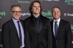 Zootopia Directors Byron Howard And Rich Moore: The Striking Leaps In Animation Tech That Made It Possible http://ift.tt/2j543J9 #timBeta