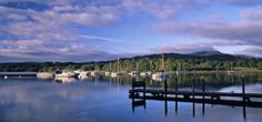 Lake Windermere, Cumbria, England https://www.greatrail.com/tours/english-lake-district-by-train/