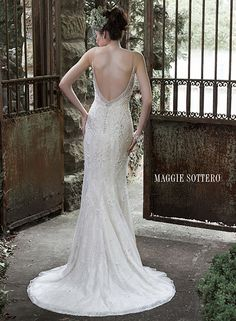 Large View of the Miela Bridal Gown