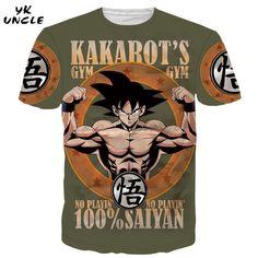 4336ea4bb592 Dragon Ball Z Short Sleeve T Shirt - different designs