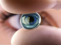 Contact lenses change color from blood sugar level | The COFFEE SHOP: Cool inventions