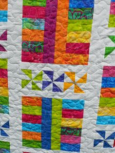 Baby Quilt Pattern Layer Cake Pattern by LittleLouiseQuilts