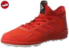 adidas Kinder und Jugendliche Copa 17.4 TF Futsalschuhe, Mehrfarbig (Red/Ftwwht/Cblack), 35 EU