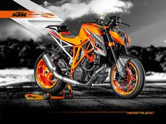 KTM 1290 Super Duke R 2013 > 2015 Samco Sport Silicone Coolant Hose Kit
