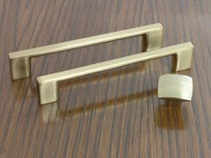 New Brushed Brass Colour for Sylvan Handles and Knobs
