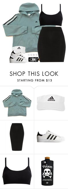 """""""1350 . Adidas"""" by cheerstostyle ❤ liked on Polyvore featuring adidas, Jaeger, adidas Originals and ASOS"""