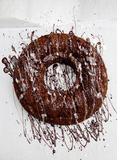 A Suisse recipe for chocolate hazelnut cake