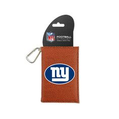 New York Giants Classic NFL Football ID Holder