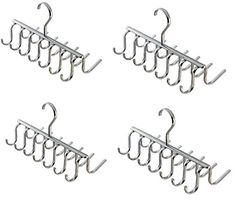 InterDesign Axis TieBelt Rack Set of 4 *** You can find more details by visiting the image link.