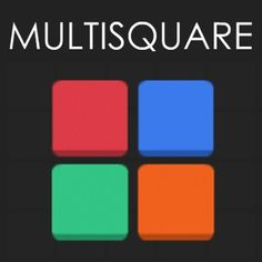 Multisquare is an addicting puzzle game! Combine at least 3 blocks of the same color to remove them from the game. The more same colored blocks you remove at once, the more points you earn. Can you master the colorful blocks and reach the highest score?