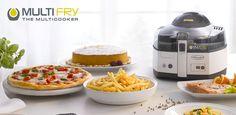Multifry - Low oil fryer | Kitchen | De'Longhi Australia