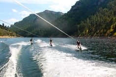This is how we roll…. Yellowtail Dam <3 Montana