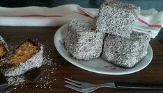 Klasszikus kókuszkocka, ez az a süti, amiből képtelenség túl sokat készíteni! - Egyszerű Gyors Receptek Pudding, Sweets, Cookies, Baking, Recipes, Food, Crack Crackers, Gummi Candy, Custard Pudding