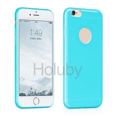 HOCO Sugar Series Breghten TPU Back Case for iPhone 6/ 6S - Blue