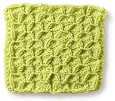 Stitch Gallery - Single Basketweave Yarn Free Knitting Patterns Crochet...