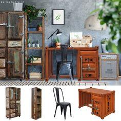 Outdoor Furniture Sets, Outdoor Decor, Loft, Design, Home Decor, Living Room, Decoration Home, Room Decor, Lofts