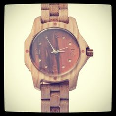 #wooden #watch #Skowron