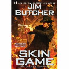 Skin Game: A Novel of the Dresden Files: Jim Butcher: 9780451464392: Books - Amazon.ca