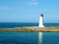 lighthouse in Bahamas