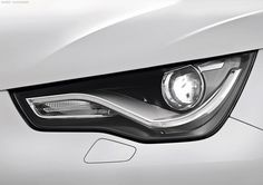 Headlight #Audi #A1