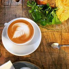 ANNA Specialty Coffee & Tea in #Leuven www.newplacestobe.com