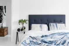 Mexsii's new site makes designing your own bedhead a dream - The Interiors Addict