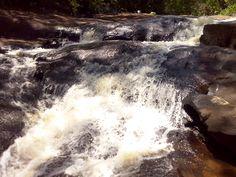Cachoeira do Córrego do Bispo