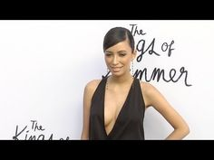 Christian Serratos The Kings of Summer Los Angeles Premiere ARRIVALS