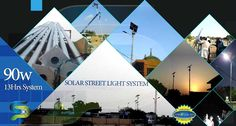 Solar Street Lighting System at Thana Bula Khan Bala Ji Enterprises Power Project, install, commissioning and testing by Pakistan Solar Services.